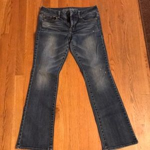 American Eagle 🦅 WOMENS JEANS great condition